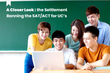 A Closer Look: the Settlement Banning the SAT/ACT for UC's